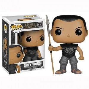 Game of Thrones GREY WORM Funko Pop