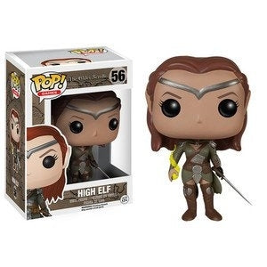 Skyrim The Elder Scrolls HIGH ELF Funko Pop
