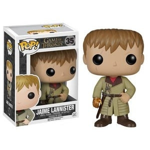 Game of Thrones JAIME LANNISTER GOLD HAND Funko Pop