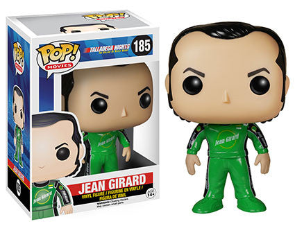 Talladega Nights JEAN GIRARD Funko Pop