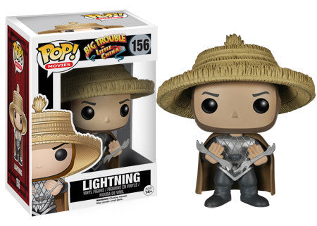 Big Trouble in Little China LIGHTNING Funko Pop