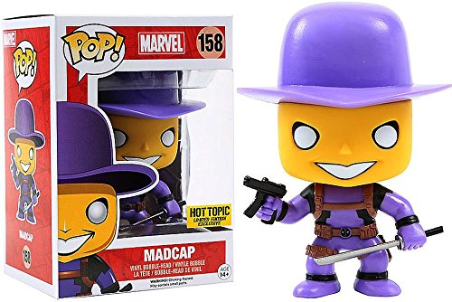 Marvel Comics MADCAP Hot Topic Exclusive Funko Pop