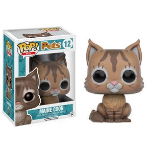 Pets MAINE COON Funko Pop