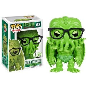 NERD CTHULHU 2016 ECCC Exclusive Funko Pop