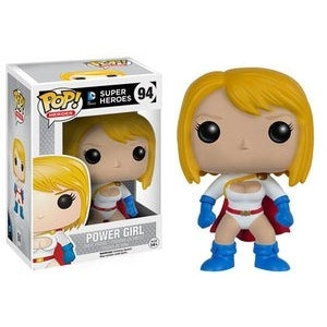 DC Comics POWER GIRL Funko Pop