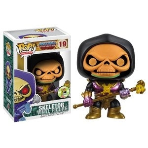 Masters of the Universe SKELETOR BLACK HOOD DISCO 2013 SDCC Exclusive Funko Pop