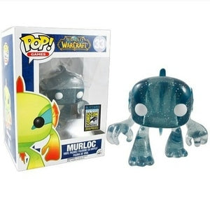 World of Warcraft SPECTRAL MURLOC 2016 SDCC Exclusive Funko Pop