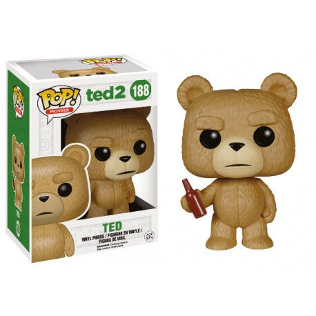 Ted TED with Beer Funko Pop