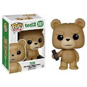Ted TED with Remote Funko Pop