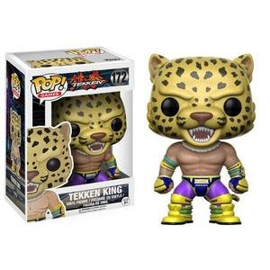 Tekken TEKKEN KING Funko Pop