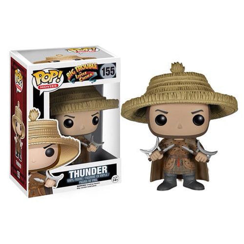 Big Trouble in Little China THUNDER Funko Pop