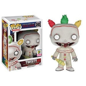 American Horror Story Freak Show UNMASKED TWISTY 2015 SDCC Exclusive Funko Pop