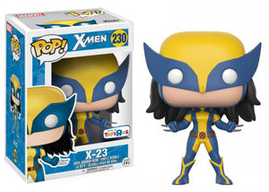 Marvel Comics X-Men X-23 Toys R Us Exclusive Funko Pop