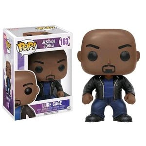 Marvel Comics Jessica Jones LUKE CAGE Funko Pop