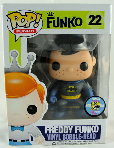 Freddy Funko Batman 2013 Funko Pop Exclusive