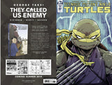 TMNT Teenage Mutant Ninja Turtles # 97 Michael Dialynas CONQUEST COMICS Exclusive Variant Combo 3 Pack - Featuring Covers A, B, & C - LIMITED TO 250!