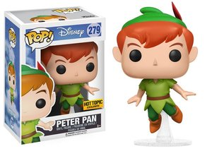 Disney PETER PAN Hot Topic Exclusive Funko Pop