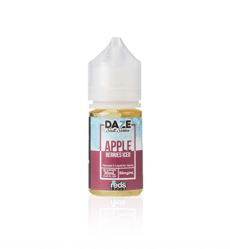 Berries Iced Salts by Reds E-Juice