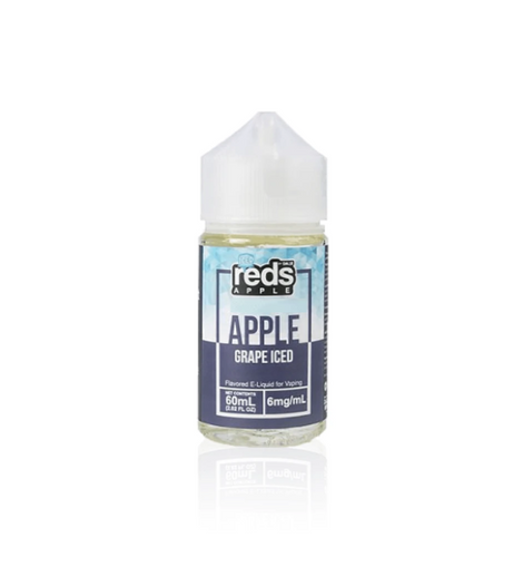 Grape Iced by Reds E-Juice