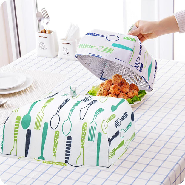 Dust-Free Food Cover