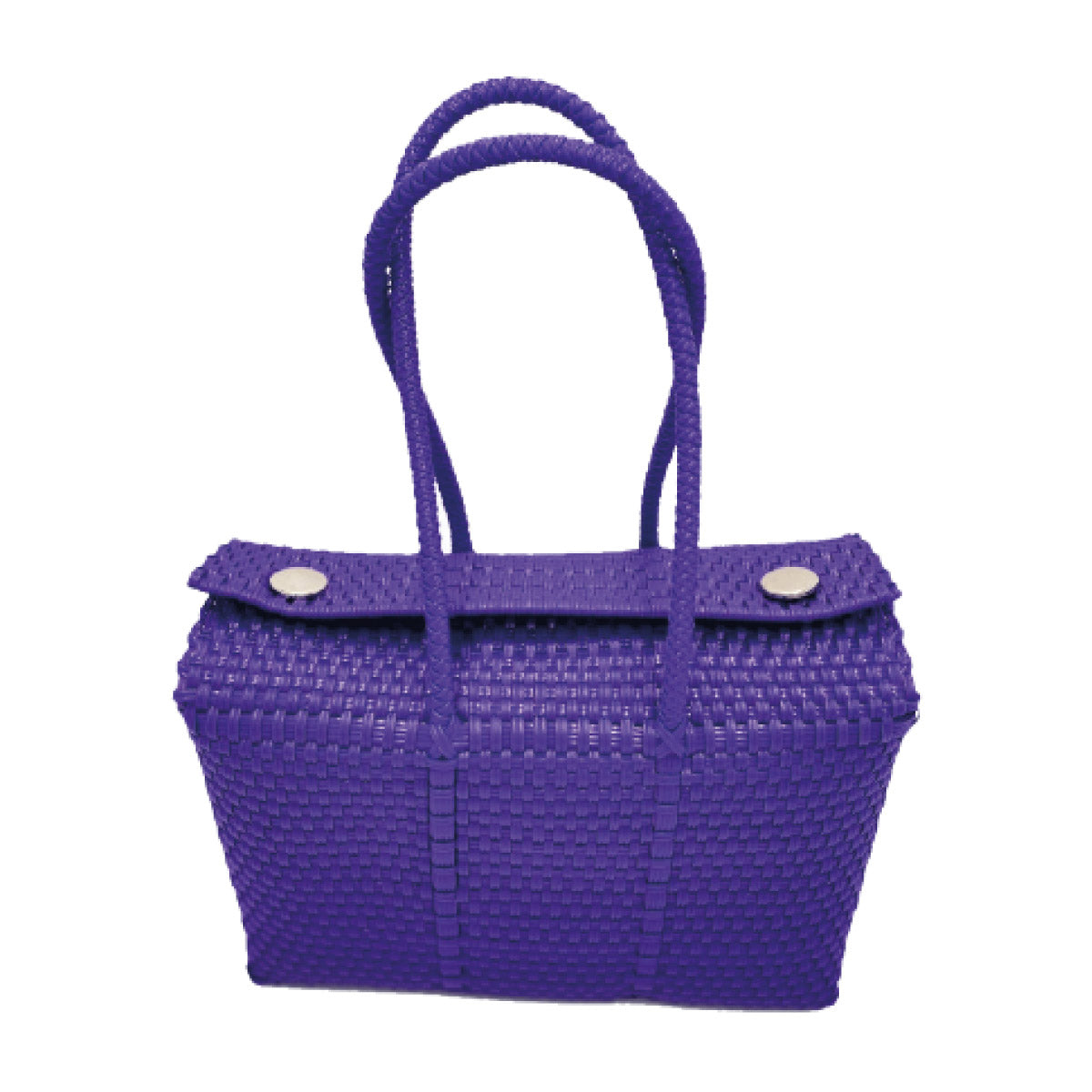 Brilliant Purple Maru Basket