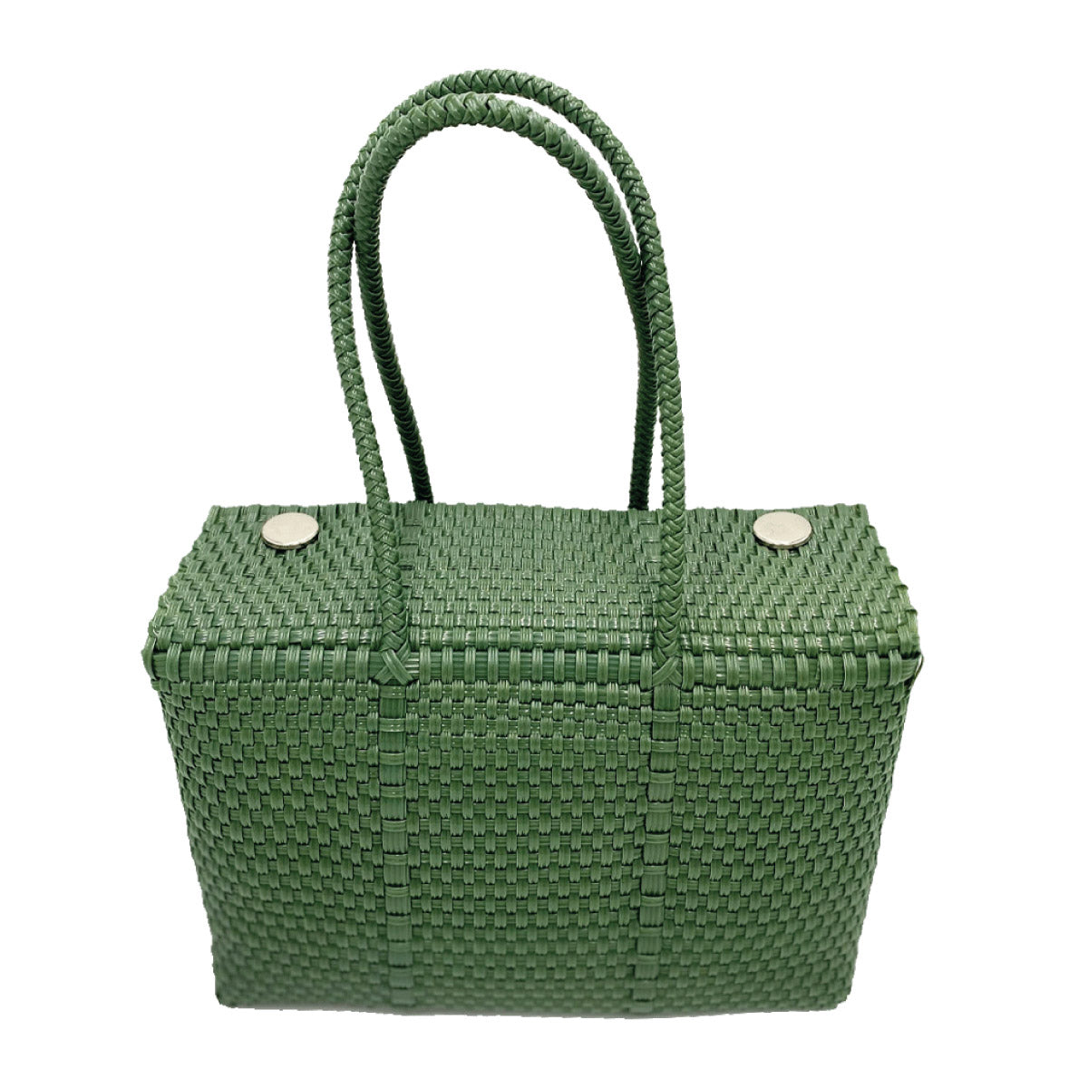 Olive Green Maru Basket