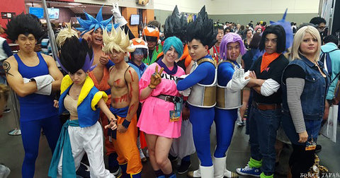 Cosplayer Making Their Own Costumes
