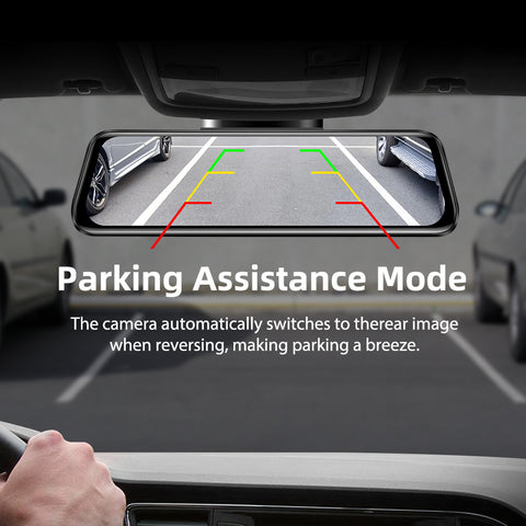 AZDOME PG02 Parking Assistance Mode