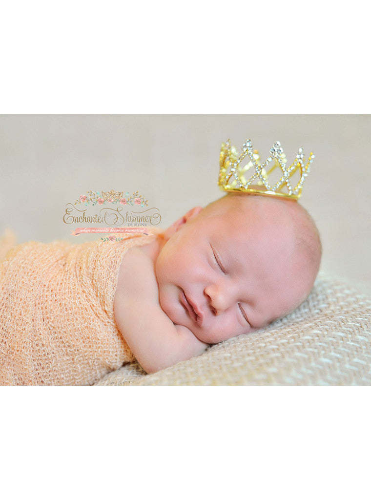 """Prince George"" Crown"