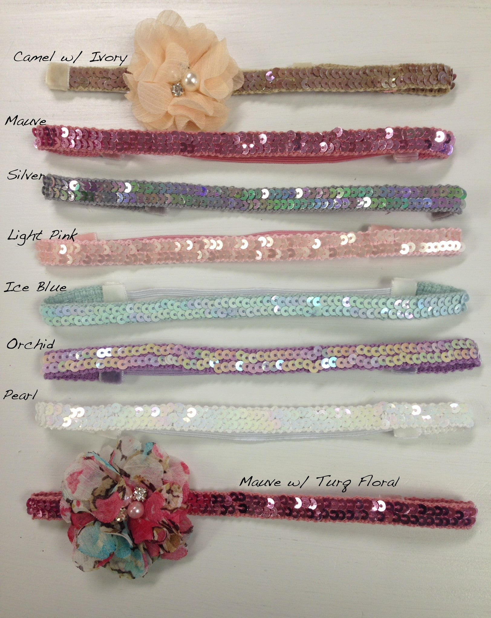Mini Sequin Collection