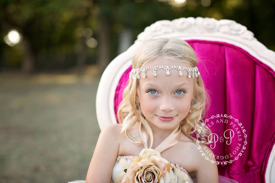 """Princess"" Headpiece"