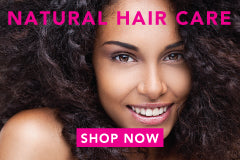 Shop BrushLove's Natural Hair Care Section!