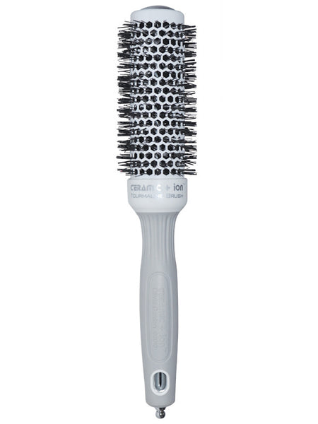 "Olivia Garden Ceramic + Ion 1"" Barrel Hair Brush"