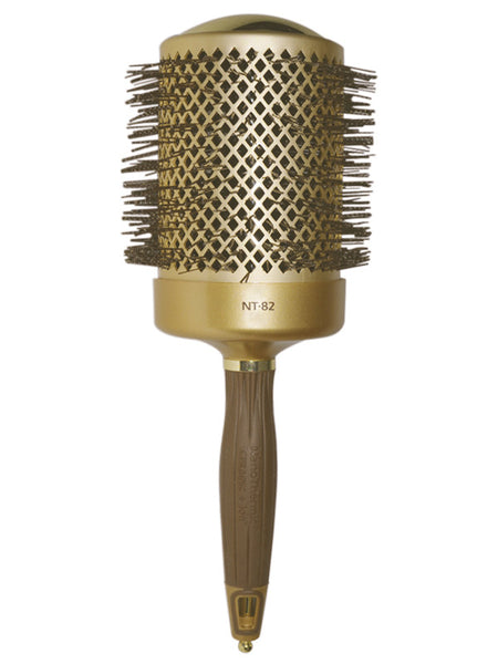 "Olivia Garden Nanothermic 3 1/4"" Barrel Hair Brush"