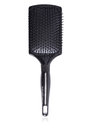 Spornette Midnight Nylon Ball Tipped Paddle Brush