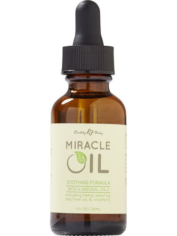 Earthly Body Miracle Oil, 1 oz