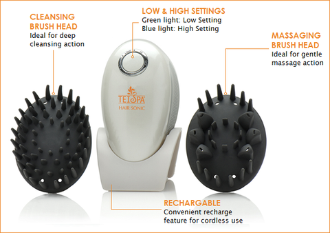 TEI Spa HairSonic System