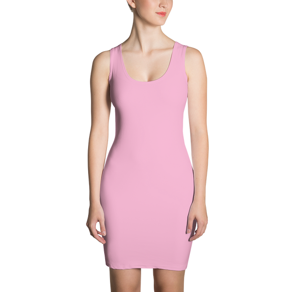 BOTB Blush Poppy Dress