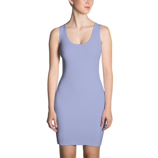 BOTB Periwinkle Poppy Dress