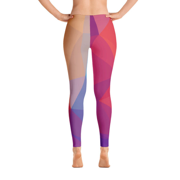 BOTB Rainbow Prisms Leggings