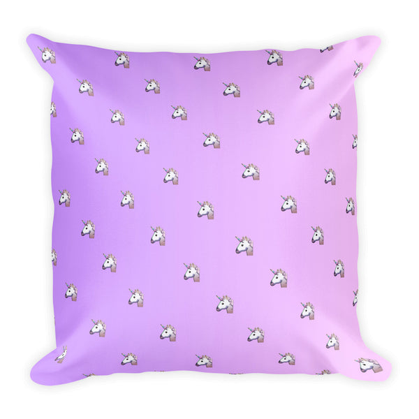 BOTB Unicorns Square Pillow