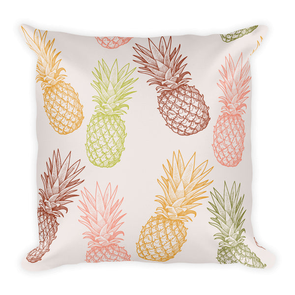 BOTB Pineapple Square Pillow