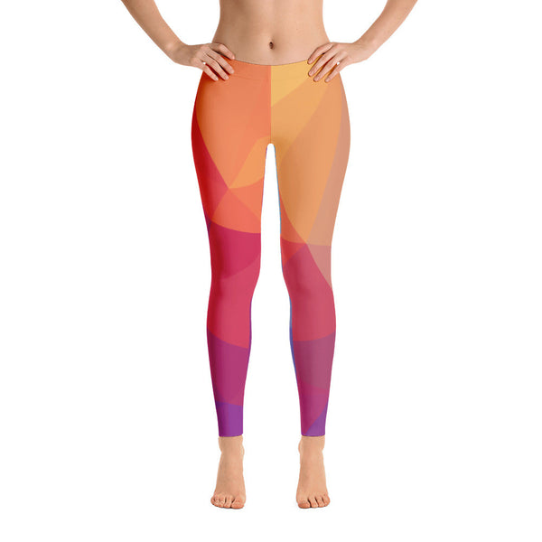 Rainbow Prisms Leggings