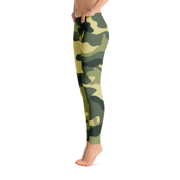 BOTB Camo Lux Leggings