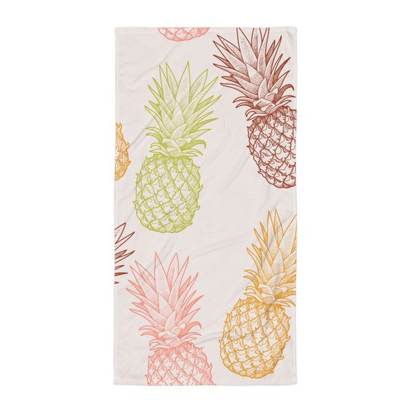 BOTB Pineapple Beach Blanket