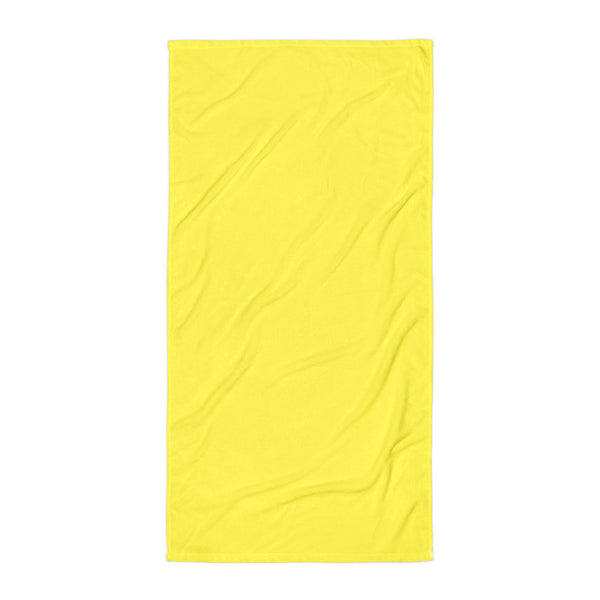 BOTB Canary Beach Blanket