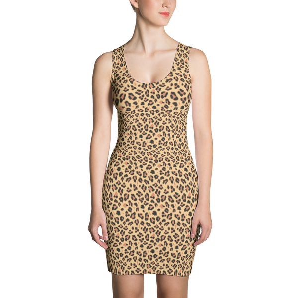 BOTB Leopard Poppy Dress
