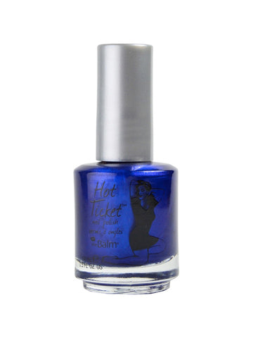 theBalm Hot Ticket Nail Polishes: A Case of the Blues