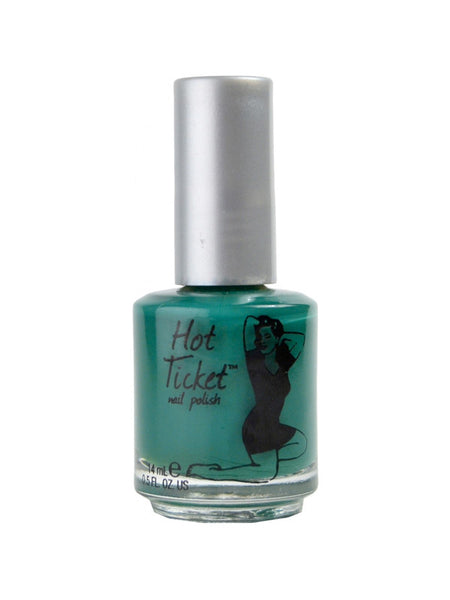 theBalm Hot Ticket Nail Polish: Jade In the USA