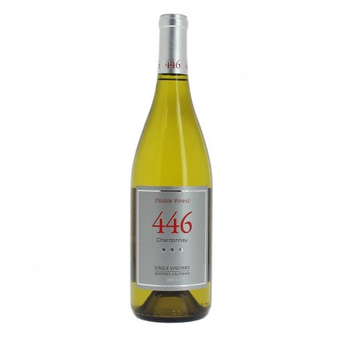 Noble Wines 446 Chardonnay
